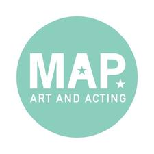 MAP Art and Acting logo