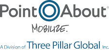 PointAbout - A Division of Three Pillar Global logo