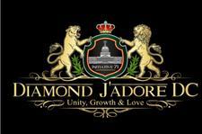 Diamond J'adore DC  logo