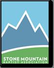 Stone Mountain Baptist Association logo
