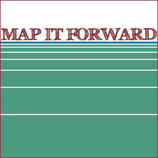 Map It Forward logo