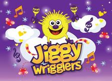 Jiggy Wrigglers New Forest & Waterside logo