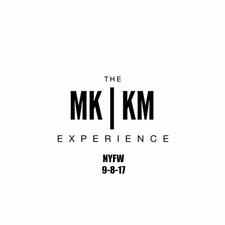 The MK|KM Experience (Mychael Knight|Korto Momolu) logo
