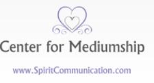 Center for Mediumship logo