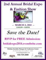 Bridal Expo and Fashion Show 2014 at Holiday Inn Joliet
