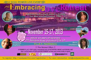 A SOUL POWER LIVE EVENT - Embracing Love Women's...