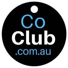 CoClub - The Regional Collective for CoWorking, Collaboration, Contribution - Geelong, Victoria. logo