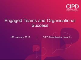 Engaged Teams and Organisational Success