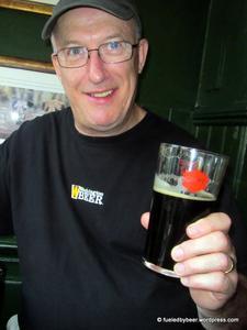 "Paul Rayner aka ""Mr Fueled by Beer"" logo"