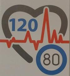 120/80 project logo