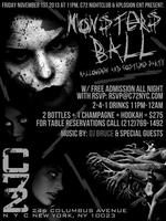 "Friday November 1st: Halloween Party ""Monsters Ball""..."