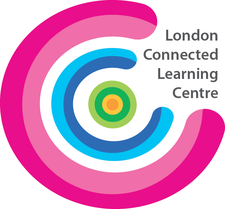 London Connected Learning Centre logo