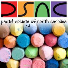 Pastel Society of NC logo