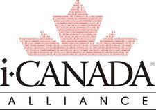 i-CANADA logo