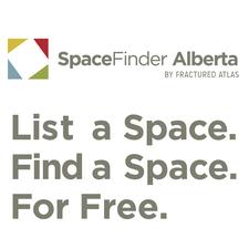 SpaceFinder Alberta logo