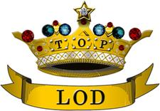 Top Ladies of Distinction - Starlight Chapter logo