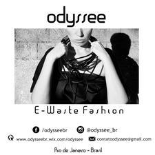 Odyssee [ E-waste Fashion ] logo