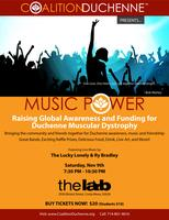 MUSIC POWER: Raising Awareness for Duchenne Muscular...