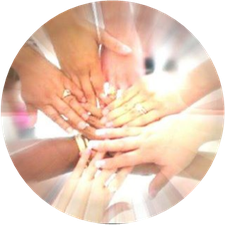 Eternal Steps Women's Ministry & Support Group (eSteps) logo