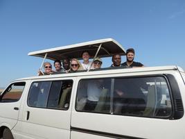 Weekend getaway safari specials