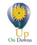 Up on Down's logo
