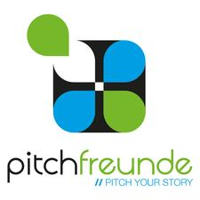 pitchfreunde // Pitch your story logo