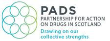 PADS - Partnership for Action on Drugs in Scotland logo
