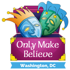 Only Make Believe logo