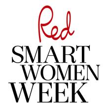 Red Smart Women Week 2017 logo