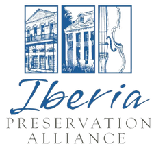 Iberia Preservation Alliance logo