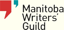 The Manitoba Writers' Guild logo