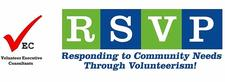 Volunteer Executive Consultants (VEC) a program of RSVP logo