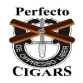 Perfecto Cigar Shop logo