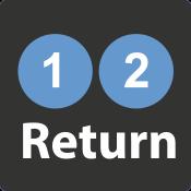 12Return logo