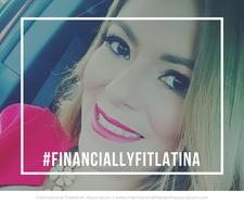 Alexandra Ramírez, CEO FINANCIALLYFITLATINA™, La Academia logo