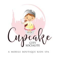 Cupcake City Socialite logo