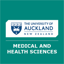 Medical and Health Sciences, The University of Auckland logo