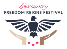 Lowcountry Freedom Reigns Festival logo