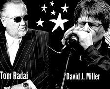 Tom Radai and David J. Miller  logo