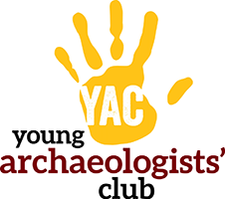 Dunfermline Young Archaeologists' Club logo