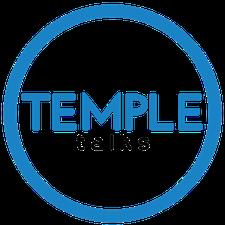 Temple talks logo