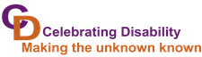 Celebrating Disability logo
