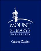Mount St. Mary's University Career Center logo