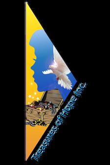 Treasures of Hope Inc. logo