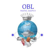 OBL Travel logo