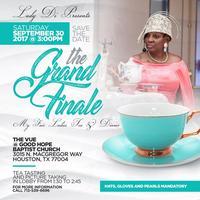 LADY DI'S GRAND FINALE TEA & DINNER