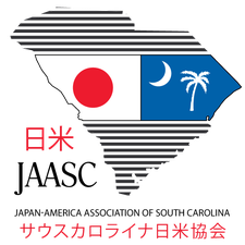 Japan-America Association of South Carolina logo
