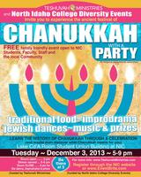 Chanukkah Party at North Idaho College