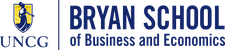 Bryan School of Business and Economics at UNCG logo