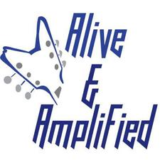 Alive & Amplified logo